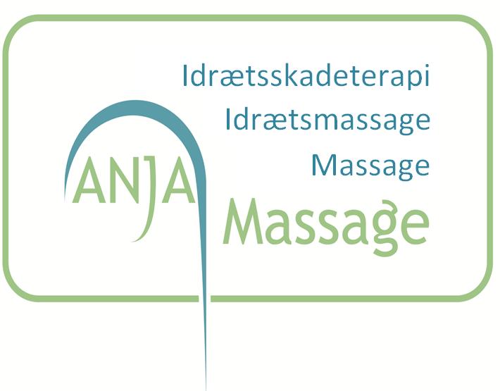 Anja-Massage Logo